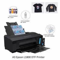 A3 Epson L1800 DTF Printer