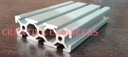 Aluminium Extrusion T Slotted Modular profile