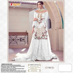 Pakistani Designer Salwar Suit Material Textilemela