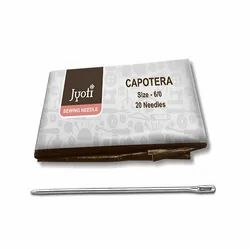 Capoteras 6/0 Needles