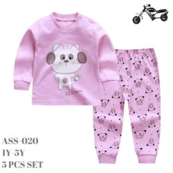 Kids Winter Pajama - Imported