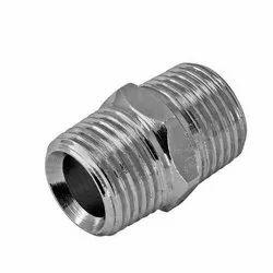 Standard SS Socket Nipple, For Plumbing Pipe