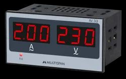 AV-33 Digital Panel Meter