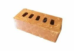 Exposed Perforated Five Hole Clay Brick