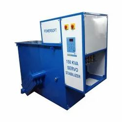 100 kVA Three Phase Oil Cooled Voltage Stabilizer