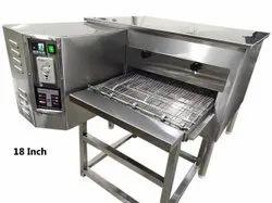 Gas 18 Inch Conveyor Pizza Oven