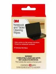 3M Cl630 Notebook And Tablet Cleaning Wipes
