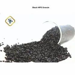 Reprocessed Black HIPS Granule, Granules, Packaging Type: Plastic Bag
