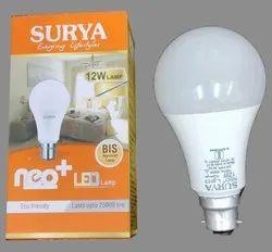 Round 12W Surya Neo Plus LED Lamp