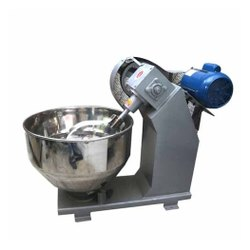 Semi-Automatic Dough Mixer