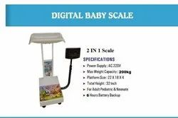 Digital Weighing Scale Baby
