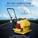 Earth / Soil Compactor With Engine