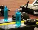 Square Plastic Water Bottle, for Fridge, Office,