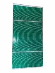 Green Printed Buffet Sheet, For Paper Plate Making, 300