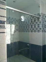 Cubicle Shower Bathroom