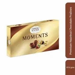 Ferrero Round Ferrerp Rocher Moments T 12, 69.6 Grams