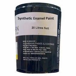 4 L Sudarshan Synthetic Enamel Finish Paint