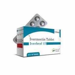 IVERMECTIN 12MG TABLET