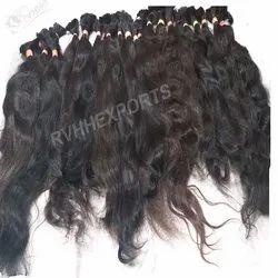 Straight Temple Human Loose Hair