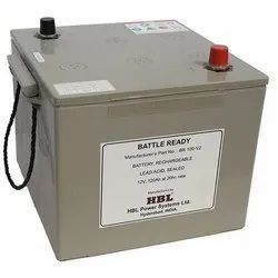 DG2XL1500 HBL SMF Genset Starting Battery