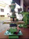 DRO Turret Milling Machine
