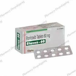 Etozox 60 Mg Tablets