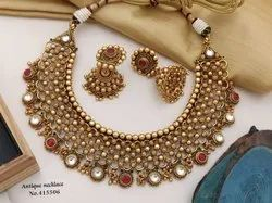 Traditional Imitation Necklace Set
