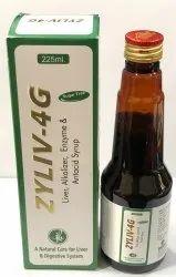 Alkalizer Liver Enzyme Antacid Syrup