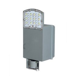 12 Watt Solar Semi Integrated Street Light