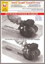 Plywood And Veneer Roller For Marking Stamping