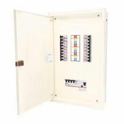 Indoasian VTPN MCB I/C DD 12 Way Caretron Distribution Box
