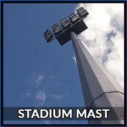 Stadium High Mast Pole