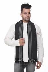 Designer Men Lining Woolen Scarves