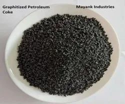 Crystals Calcined Petroleum Coke, For Industrial