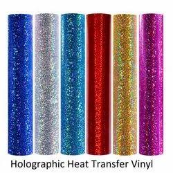 Holographic Heat Transfer Vinyl