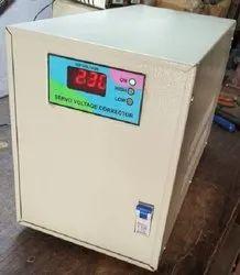 1KVA Single Phase Servo Stabilizer
