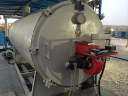 Oil & Gas Fired 500 Mcal/hr Hot Water Generator