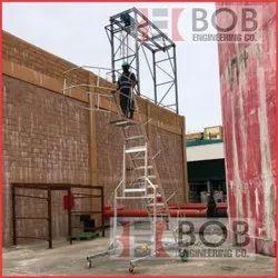 Aluminium Tanker Ladder