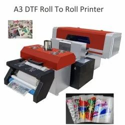 A3 (13 Inch) DTF Roll To Roll Printer Shaker and Ovan