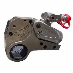 BXD HYDRAULIC TORQUE WRENCHES  LOW PROFILE HEXAGON