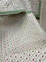 Hand Block Leaf Printed Cotton Reversible AC Quilt