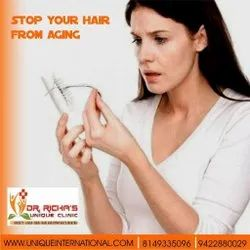 Stop Your Hair From Aging
