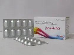 Methylcobalamine Ala Pyridoxin 3 Mg Folic Acid