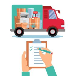 Offline Local Logistics Service
