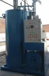 Oil & Gas Fired 500 kg/hr Vertical Steam Boiler
