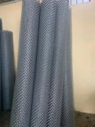 Silver SS304 Chicken Mesh Mesh, For Fencing, Thickness: 6mm