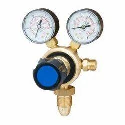 Brass Oxygen Regulator