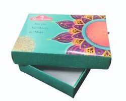 duplex board Multicolor Packaging Sweet Boxes, Size: 250 Gms Half kg And 1 kg