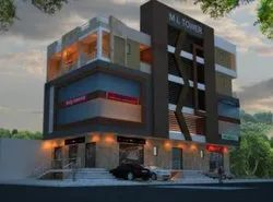 Commercial Building Design Services, in Pan India