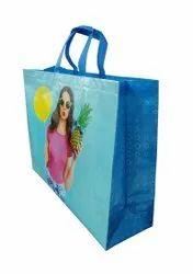 Loop Handle Printed Non Woven Bags